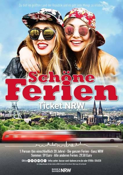 Schöner Ferien Ticket