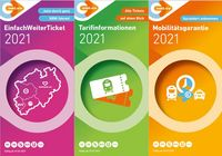 Die Informationsbroschüren zum NRW-Tarif