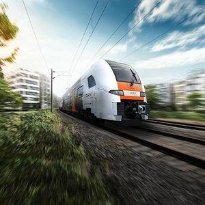 Der Rhein-Ruhr-Express verbindet die Städte in NRW