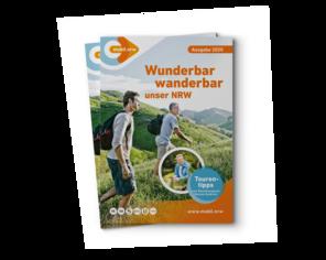 Wunderbar wanderbar - Die NRW-Wanderbroschüre