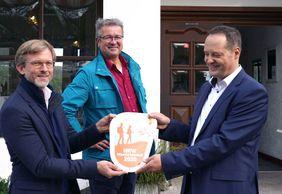 Sondern am Biggesee ist NRW-Wanderbahnhof des Jahres 2020