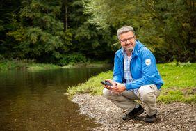 Wanderexperte Manuel Andrack gibt auch in der Ausgabe 2020 Tipps