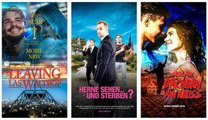 bekannte Filmplakate übertragen auf NRW-Städte